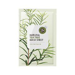 Natural Tea Tree Mask Sheet (Объем 21 мл)