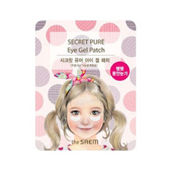 Secret Pure Eye Gel Patch (Объем 4 г)