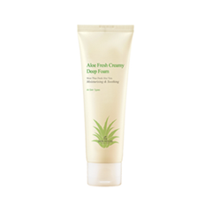 Aloe Fresh Creamy Deep Foam (Объем 120 мл)