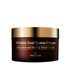 Wrinkle Snail System Cream (Объем 100 мл)