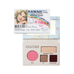 Палетка AutoBalm Hawaii Face Palette