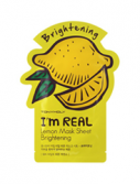 I'm Real Lemon Mask Sheet (Объем 21 мл)