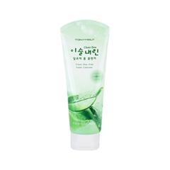 Clean Dew Aloe Foam Cleanser (Объем 180 мл)