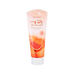 Clean Dew Red Grapefruit Foam Cleanser (Объем 180 мл)