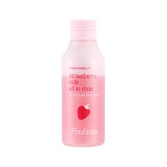Молочко Fondante Strawberry Milk All In Rizer (Объем 150 мл)