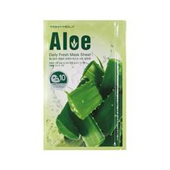 Набор Daily Fresh Aloe Mask 10 шт. (Объем 10 x 15 мл)