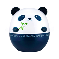 Ночная маска Panda's Dream White Sleeping Pack (Объем 50 мл)