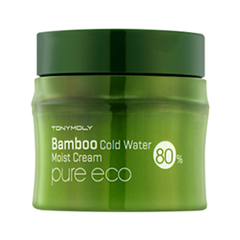 Pure Eco Bamboo Cold Water Moist Cream (Объем 200 мл)
