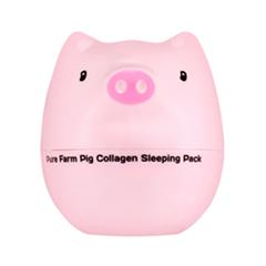 Pure Farm Pig Collagen Sleeping Pack (Объем 80 мл)