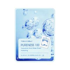 Pureness 100 Shea Hyaluronic Acid Mask Sheet (Объем 21 мл)
