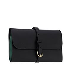 Leather Travel Roll-Up Wet Pack Black (Цвет Black)