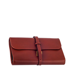 Leather Travel Roll-Up Wet Pack Tan (Цвет Tan)