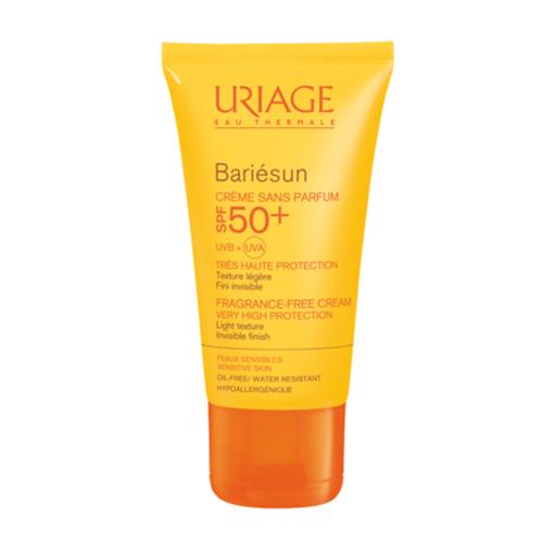 Солнцезащитный крем без ароматизаторов SPF50+ Барьесан 50 мл (Bariesun)