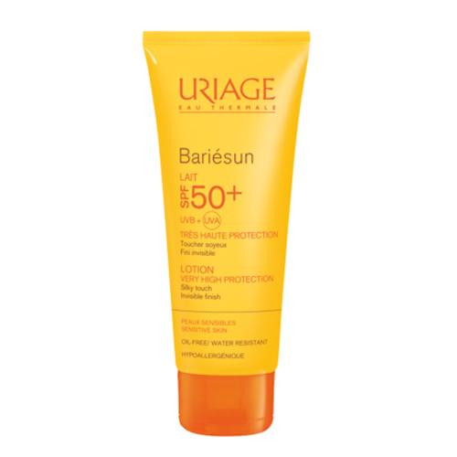 Солнцезащитное молочко для лица и тела SPF50+ Барьесан 100 мл (Bariesun)