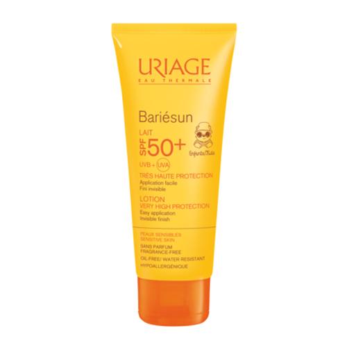 Солнцезащитное молочко для детей SPF50+ Барьесан 100 мл (Bariesun)