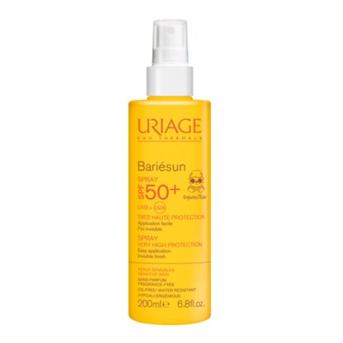 Солнцезащитный спрей для детей SPF50+ Барьесан 200 мл (Bariesun)