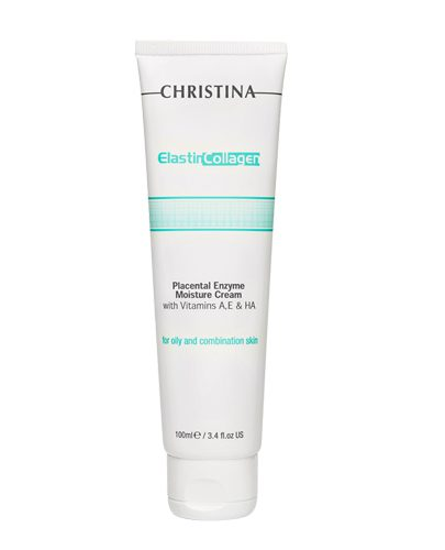 Elastin Collagen Placental Enzyme Moisture Cream with Vit. A